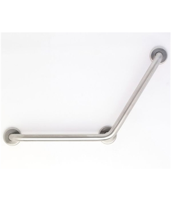 Stainless Steel Made to Code ADA Grab Bars from Grab Bars ...